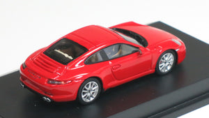 Minichamps 1/87 HO Porsche 911 (991) Carrera S 2011 (RED) 877060220