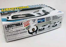 Load image into Gallery viewer, Aoshima 1/24 Nissan R35 GT-R Libertywalk LB Works 05590