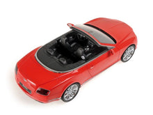 Load image into Gallery viewer, Minichamps 1/18 Bentley Continental GT Speed Convertible Red '13 RESIN 107-139330