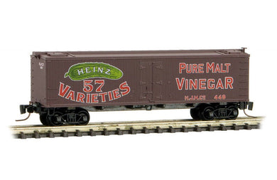 Micro-Trains Z Scale Heinz 40' Box Car Series #5 51800500