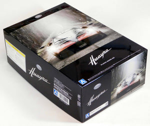 Aoshima 1/24 Pagani Huayra (Overseas Edition) Plastic Model Kit 01091