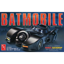 Load image into Gallery viewer, AMT 1/25 Batman Batmobile 1989 AMT935