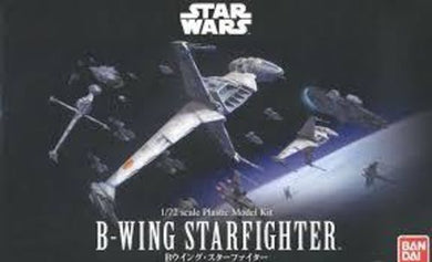 Bandai 1/72 Star Wars B-Wing Plastic Kit 230456