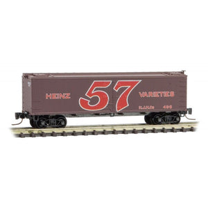 Micro-Trains MTL Z Heinz Series #4 40' Wood Reefer 51800490