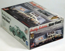 "Load image into Gallery viewer, Salvinos 1/25 Buddy BAKIer's ""Grey Ghost"" Oldsmobile 442 1980 Winner Plastic Kit BB01980D"