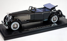 Load image into Gallery viewer, Esval 1/43 Duesenberg SJ Town Car 1937 by Rollson for Mr. Rudolf Bauer US43004C