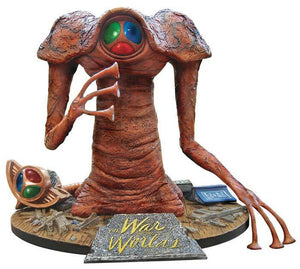 Pegasus 1/8 War of the Worlds The Martian Vinyl Model Kit 9008
