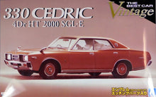 Load image into Gallery viewer, Aoshima 1/24 Nissan Cedric 4Dr HT2000 SGL-E 04139