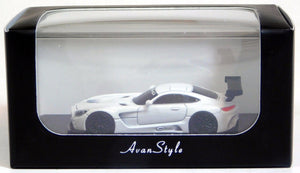 Fronti-Art Avan Style 1/87 HO Mercedes AMG GT3 White MAMGGT3W