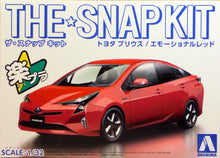 Load image into Gallery viewer, Aoshima Snap Kit 1/32 Toyota Prius 05417