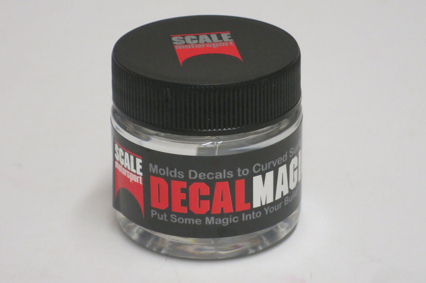 Scale Motorsports DECAL MAGIC Decal Setting Solution 1oz Bottle SMO-1109