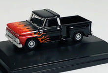 Load image into Gallery viewer, Oxford 1/87 HO 87CP65004 Chevrolet Stepside Pick Up - Hot Rod