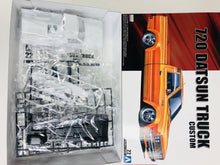 Load image into Gallery viewer, Aoshima 1/24 Datsun 720 1982  Custom Truck Plastic Kit 05335