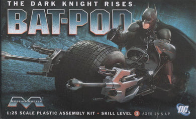 Moebius Batman 1/25 Dark Knight Pod MOE920