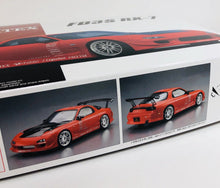 Load image into Gallery viewer, Aoshima 1/24 Vertex FD3S Mazda RX-7 '99 Plastic Kit 05239