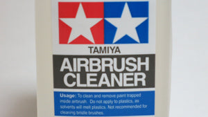 Tamiya 87089 Airbrush Cleaner 250ml.