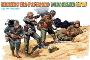Dragon 1/35 German Hunting The Partisans Yugoslavia 6491