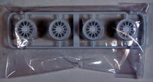 "Load image into Gallery viewer, Aoshima 1/24 Rim & Tire Set ( 59) Enkei NT03+M 19""  05392"