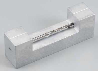 Pinecar P4610 Pinewood Derby Axle Slot Jig