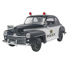 Load image into Gallery viewer, Revell 1/25 Ford Police Coupe 1948 2 'n 1 854318