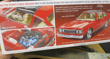 "Load image into Gallery viewer, MPC 1/25 Plymouth Volare Road Runner ""Fuzz Duster"" 2 in 1 MPC843"