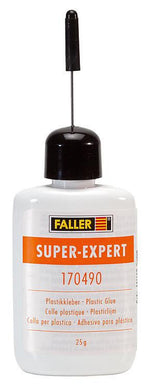 Faller Super Expert Cement Fast Drying (Orange) 170490