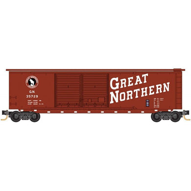 Micro-Trains MTL N Great Northern 50' Box Car 03400420