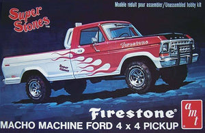 AMT 1/25 Ford Pickup 1978 (firestone) AMT858