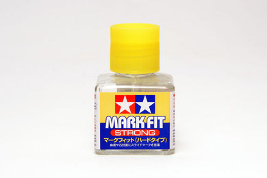 Tamiya 87135 Mark Fit Strong for Decals 40ml Bottle