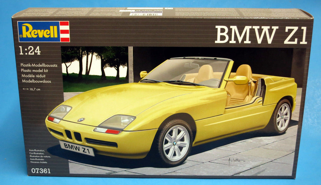 Revell Germany 1/24 BMW Z1 07361