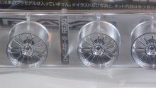 "Load image into Gallery viewer, Aoshima 1/24 Rim & Tire Set ( 48) Volk Racing RE30 19"" 05381"