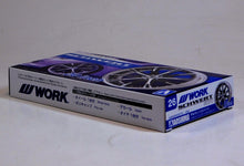 "Load image into Gallery viewer, Aoshima 1/24 Rim & Tire Set ( 26) Work Schwert SC4 20"" 05276"