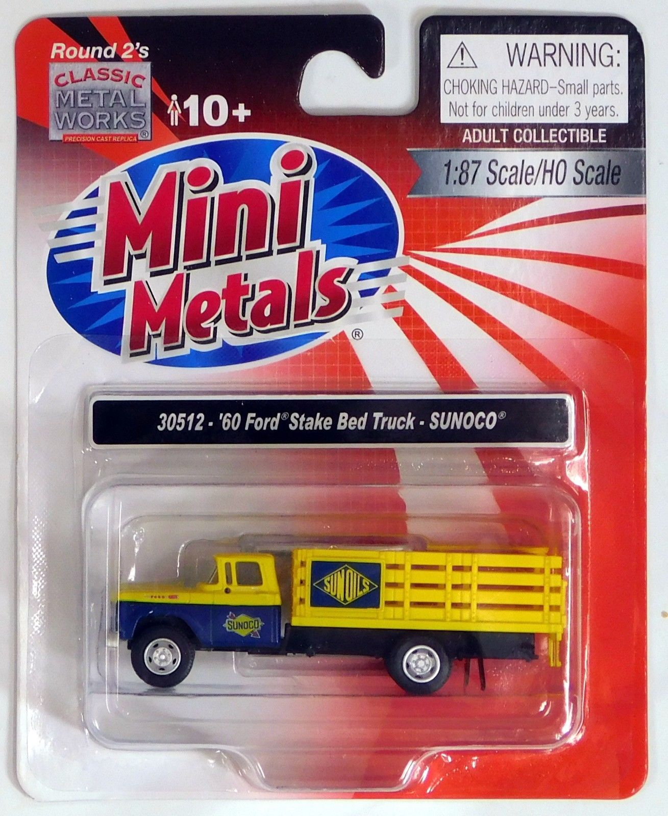 Classic Metal 1/87 HO Ford Stake Bed Truck 1960