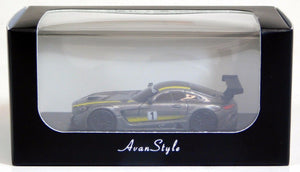 Fronti-Art Avan Style 1/87 HO Mercedes AMG GT3 Presentation MAMGGT3P