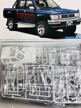 Load image into Gallery viewer, Aoshima 1/24 Toyota Hilux Double Cab 4WD 1994 Pickup Truck PLASTIC KIT 5228