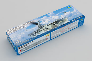 Trumpeter 1/700 DKM German Aircraft Carrier Graf Zeppelin 06709