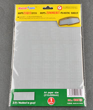 Load image into Gallery viewer, MasterTools HIPS Zimmerit Plastic Sheet 210mm x 300mm 09972