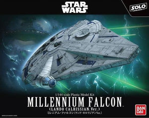 "Bandai Star Wars 1/144 Millennium Falcon ""Solo Movie Version"" 0225754"