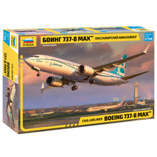 Load image into Gallery viewer, Zvezda 1/144 Boeing 737-8 MAX 7026