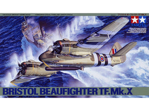 Tamiya 1/48 British Bristol Beaufighter TF.Mk.X 61067