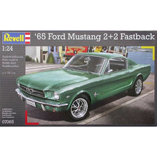 Load image into Gallery viewer, Revell 1/24  Ford Mustang 2+2 Fastback 1965 07065