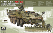 Load image into Gallery viewer, AFV Club 1/35 US  M1132 Stryker (ESV) w/ Surface Mine Plow 35132