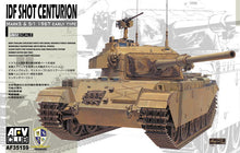 Load image into Gallery viewer, AFV Club 1/35 IDF Shot Centurion Mark5 & 5/1 35159