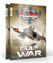 Load image into Gallery viewer, AK Interactive Book AK2927 Aces High Issue 13 Gulf War