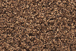 Woodland Scenics B86 Ballast Coarse Brown