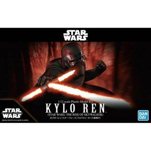 "Bandai Star Wars 1/12 Kylo Ren ""Rise Of Skywalker"" 5058213"