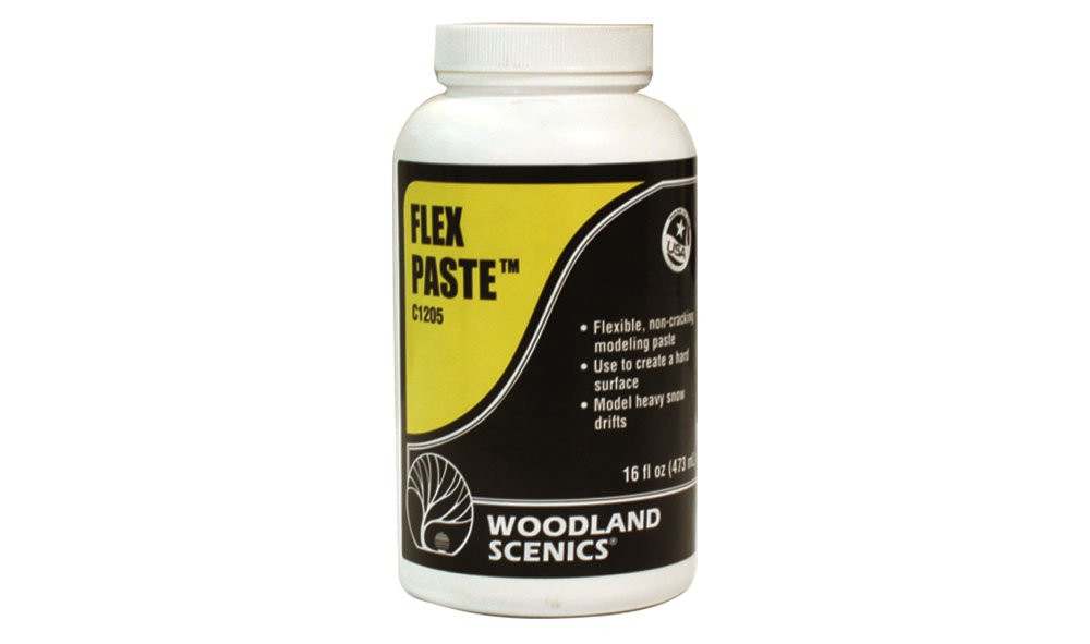 Woodland Scenics C1205 Flex Paste 16 oz
