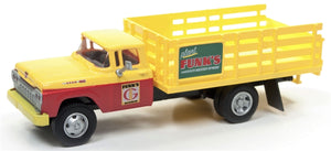 Classic Metal 1/87 HO Ford Stake Bed truck 1960 Funks Hybrids 30495