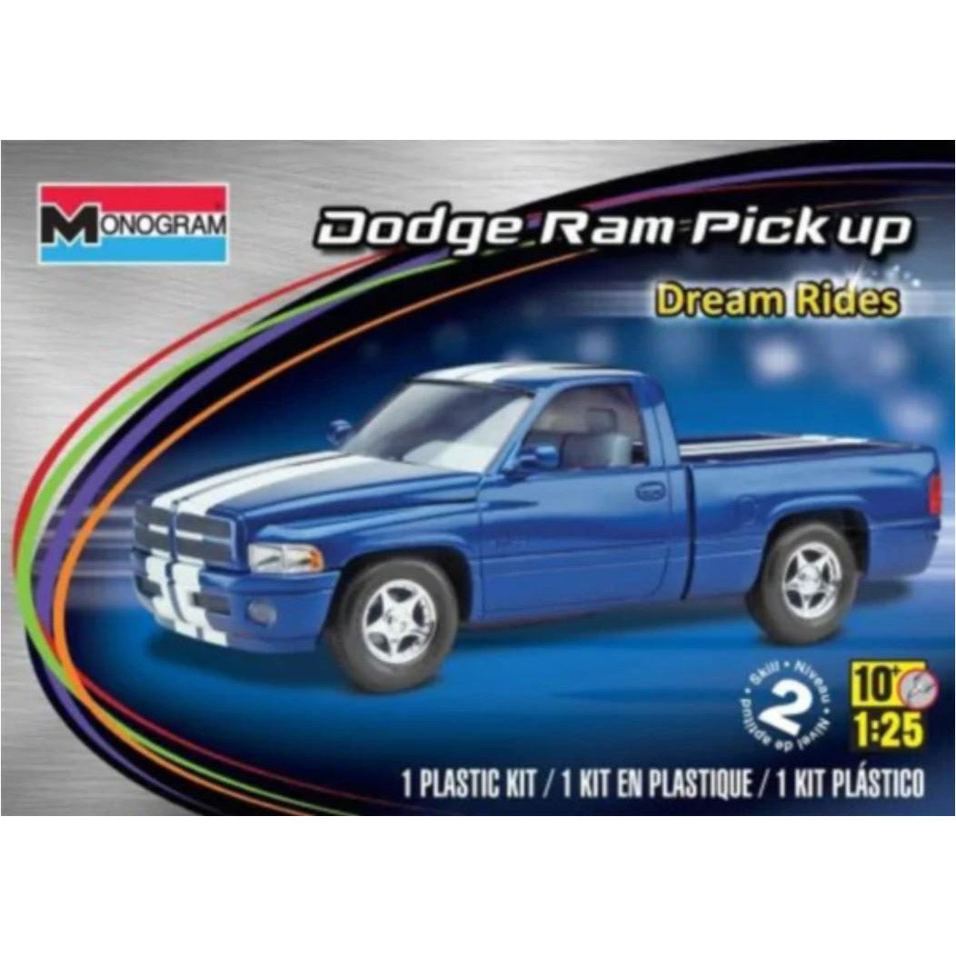 Monogram 1/25 Dodge Ram Pickup 854017