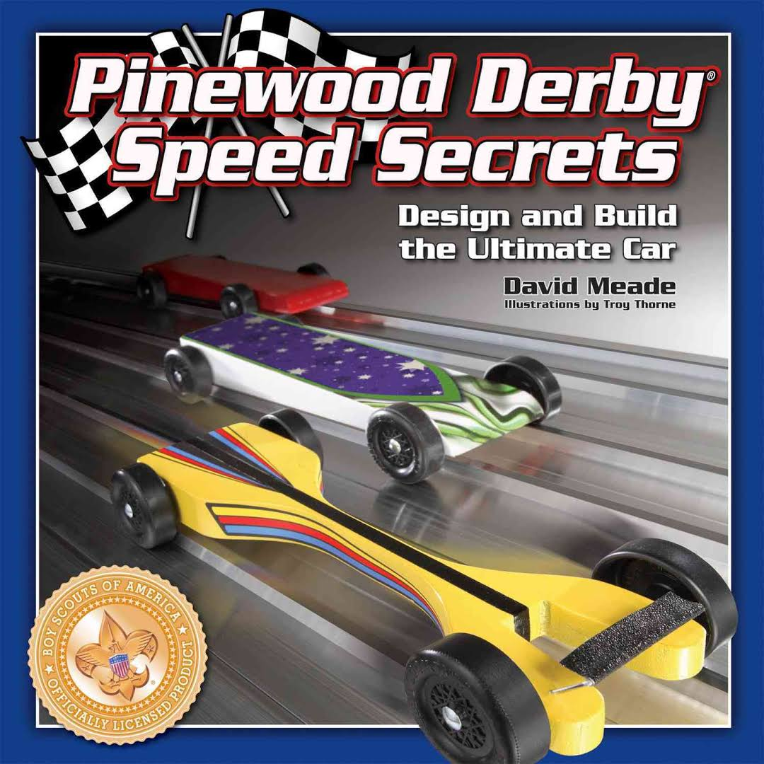 Derbyworx Pinewood Derby Pinewood Derby Speed Secrets Book DWX110